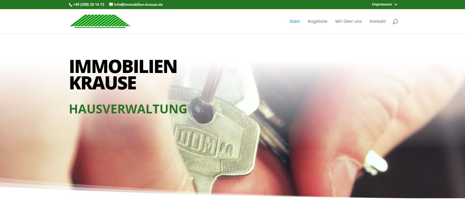 Immobilien Krause